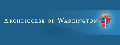 Archdiocese of Washington logo